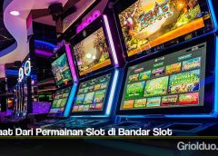 Manfaat Dari Permainan Slot di Bandar Slot