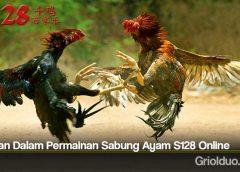 Taruhan Dalam Permainan Sabung Ayam S128 Online